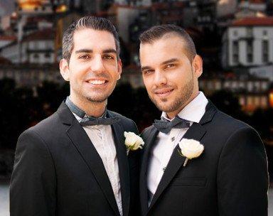 Sesso di nozze gay